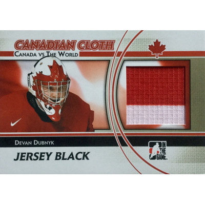 ДЕВАН ДУБНИК (Канада) 2011 ITG Canada vs The World Canadian Cloth