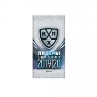 1 пакетик (3 карточки) по коллекции 2019-20 Sereal Лидеры 12 сезона КХЛ