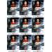 ЛОКОМОТИВ (Ярославль) комплект 9 карточек 2019-20 SeReal Лидеры КХЛ 12 сезона