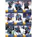 ХК СОЧИ (Сочи) комплект 18 карточек 2017-18 SeReal КХЛ 10 сезон.