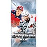 1 пакетик (5 карточек) по коллекции КХЛ 2019/20 (12 сезон)