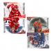 1 блок (24 пакетика по 6 карточек) по коллекции 2020-21 SeReal КХЛ 13 сезон
