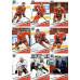 АВТОМОБИЛИСТ (Екатеринбург) комплект 18 карточек 2020-21 SeReal КХЛ 13 сезон