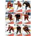 СПАРТАК (Москва) комплект 18 карточек 2020-21 SeReal КХЛ 13 сезон