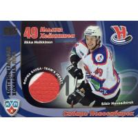 ИЛЬККА ХЕЙККИНЕН (Сибирь) 2010-11 Sereal КХЛ. Эксклюзивная серия - Форма клуба