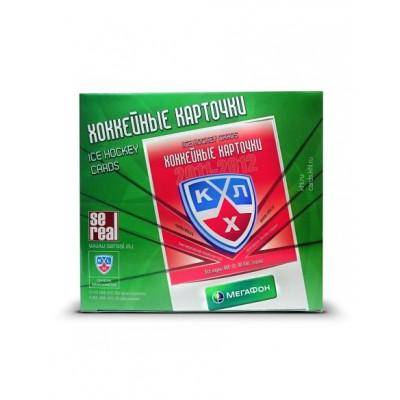 1 блок (50 пакетиков) по коллекции 2011-12 Sereal КХЛ 4 сезон
