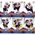МЕТАЛЛУРГ (Магнитогорск) комплект 28 карточек 2011-2012 SeReal КХЛ 4 сезон.
