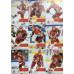 ВИТЯЗЬ (Чехов) комплект 18 карточек 2012-13 Sereal КХЛ 5 сезон.