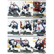 ТОРПЕДО (Нижний Новгород) комплект 18 карточек 2015-16 SeReal КХЛ 8 сезон.
