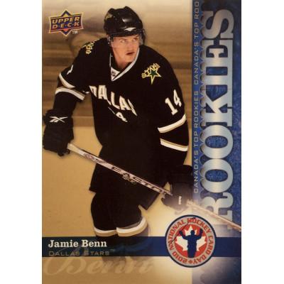 ДЖЕЙМИ БЕНН (Даллас) 2010 UD National Hockey Card Day