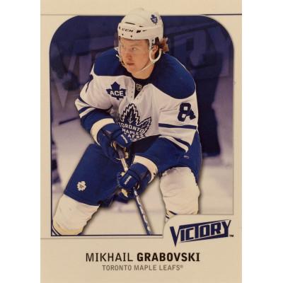 МИХАИЛ ГРАБОВСКИЙ (Торонто) 2009-10 UD Victory