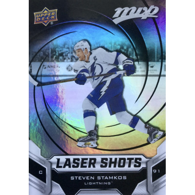СТИВЕН СТЭМКОС (Тампа-Бэй) 2019-20 UD MVP Laser Shots