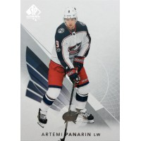 АРТЕМИЙ ПАНАРИН (Коламбус) 2017-18 UD SP Authentic