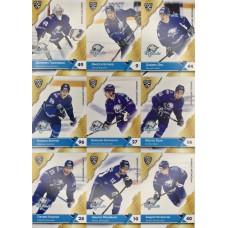 Комплекты карточек Хоккей